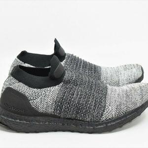 Adidas Ultra Boost Laceless Mid Black Oreo Size 7